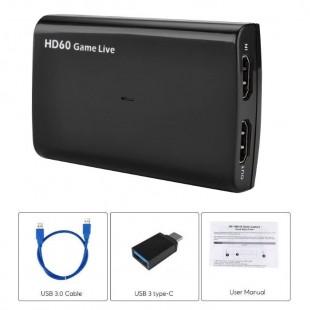 کپچر ویدئو HDMI برند EZCAP مدل 266 مناسب استریم