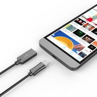 کابل تبدیل USB به USB-C اوریکو مدل HTS-10 طول 1 متر