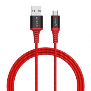 کابل تبدیل USB به microUSB اوریکو مدل MTK-10 طول 1 متر