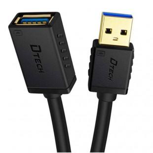 قیمت کابل افزایش طول USB3.0 دیتک مدل DT-CU0302 طول 1.5 متر