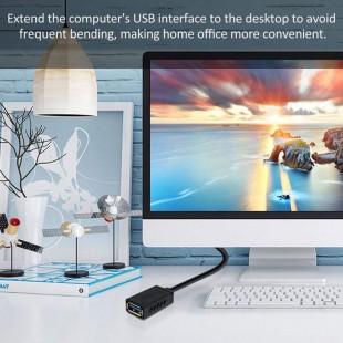 کابل افزایش طول USB3.0 دیتک مدل DT-CU0302 طول 1.5 متر