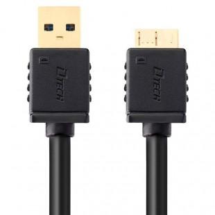 کابل هارد USB3.0 دیتک مدل DT-CU0303 طول 2 متر