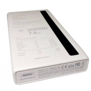 پاور بانک ریمکس مدل RPP-73 Linon Pro ظرفیت 20000 میلی آمپر ساعت