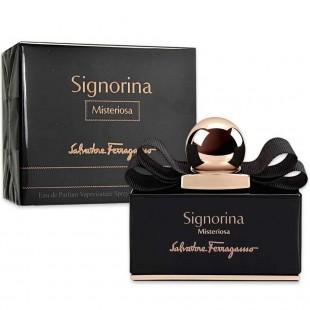 ادو پرفیوم زنانه سالواتوره فراگامو مدل Signorina Misteriosa حجم 100 میلی لیتر