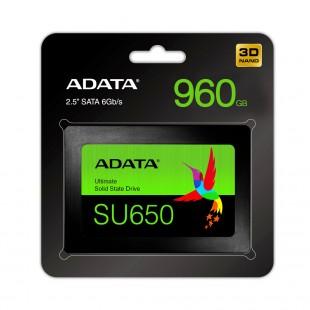 قیمت اس اس دی ای دیتا مدل SU650 ظرفیت 480 گیگابایت