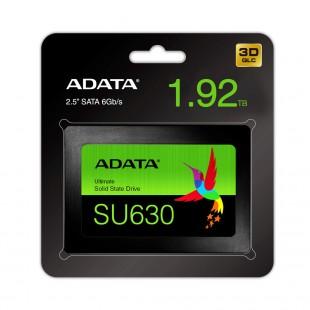قیمت اس اس دی ای دیتا مدل SU630 ظرفیت 480 گیگابایت