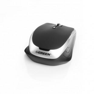 مشخصات و قیمت خرید کیبورد و ماوس بی سیم گرین مدل GKM-505W با حروف فارسی