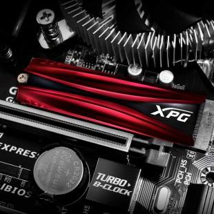 خرید اس اس دی اینترنال مدل GAMMIX S11  PCIe Gen3x4 M.2 2280 ظرفیت 512 گیگابایت