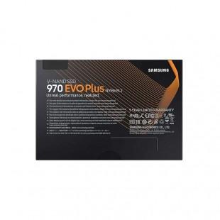 اس اس دی اینترنال سامسونگ مدل 970 EVO PLUS ظرفیت 250 گیگابایت