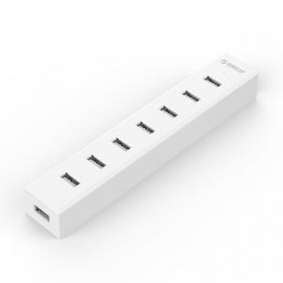 هاب USB 2.0 هفت پورت اوریکو مدل H7013-U2-03-WH