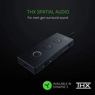 مشخصات هدست گیمینگ مخصوص بازی ریزر مدل Kraken Tournament Edition با صدای سه بعدی