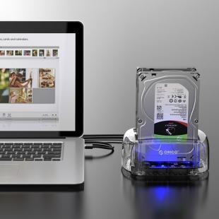 داک هارد شفاف USB3.0 اوریکو مدل 6239U3