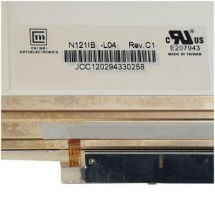 ال ای دی لپ تاپ ۱۲.۱ اینچ مدلInnolux N۱۲۱IB-L۰۴ نازک ۳۰ پین فلت دار