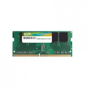 رم لپ تاپ سیلیکون پاور با فرکانس ۲۴۰۰ مگاهرتز و حافظه ۸ گیگابایت