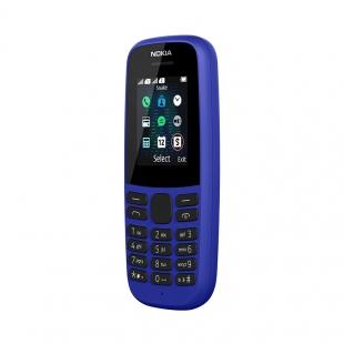 گوشی موبایل نوکیا مدل 105 (2019) دو سیم کارته با 18 ماه گارانتی