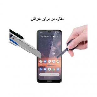 محافظ صفحه نمایش تمام صفحه 21D گوشی نوکیا 3.2