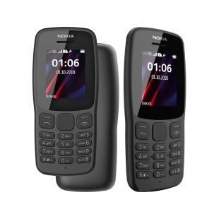 گوشی موبایل نوکیا مدل 106 دو سیم کارت با 18 ماه گارانتی