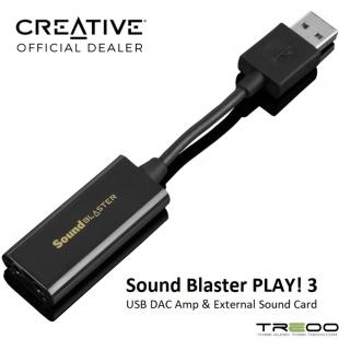 Creative Sound Blaster PLAY! 2 USB Sound Card