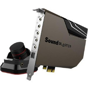 کارت صدا کریتیو مدل  Sound BlasterX AE-7