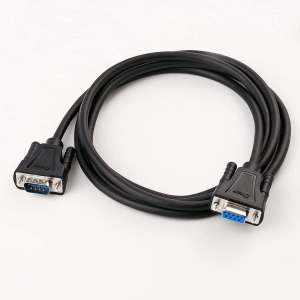 کابل سریال نری به مادگی دیتک DTECH 6ft RS232 Serial Cable