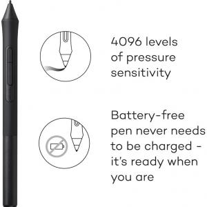 قلم نوری وکام مدل Wacom CTL4100 Intuos