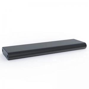 باکس هارد ایزی کست   M.2 NVME SSD Enclosure Adapter  USB C Support UASP for NVME SSD Size 2230/2242/2260/2280 black