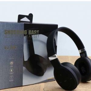 هدست وایرلس Shocking Bass Wireless Headset Bluetooth Headphone VJ087