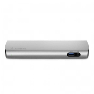 هاب USB بلکین  مدل F4U095vf Thunderbolt 3 Express Dock HD