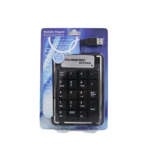صفحه کلید اعداد MINI NUMERIC KEYBOARD  USB K015
