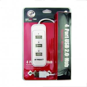 هاب USB 2.0 چهارپورت ایکس پی پروداکت مدل XP-H808