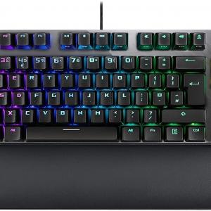 کیبورد گیمینگ ایسوس مدل استریکس اسکوپ Asus gaming keyboard ROG STRIX SCOPE