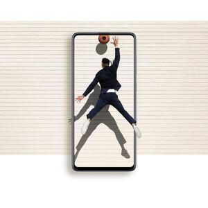 مشخصات کلی و دوربین گوشی موبایل سامسونگ مدل Galaxy A71 SM-A715F/DS دو سیمکارت ظرفیت 128 گیگابایت و رم 8 گیگابایت