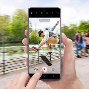 در مورد دوربین گوشی موبایل سامسونگ مدل Galaxy A71 SM-A715F/DS دو سیمکارت ظرفیت 128 گیگابایت و رم 8 گیگابایت