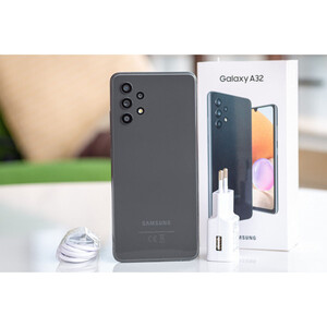 بهترین قیمت گوشی موبایل سامسونگ مدل Galaxy A32 SM-A325F/DS دو سیمکارت ظرفیت 128 گیگابایت و رم 6 گیگابایت