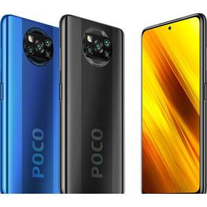 بهترین قیمت گوشی موبایل شیائومی مدل POCO X3 M2007J20CG دو سیم کارت ظرفیت 128 گیگابایت