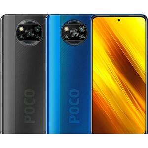 بهترین قیمت گوشی موبایل شیائومی مدل POCO X3 NFC M2007J20CG دو سیم کارت ظرفیت 64 گیگابایت و رم 6 گیگابایت