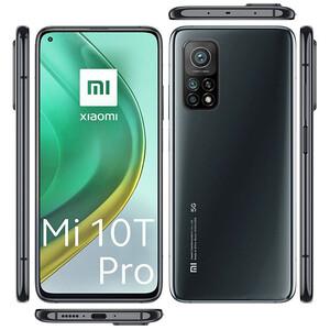 مششخصات ابعاد گوشی موبایل شیائومی مدل Mi 10T PRO 5G M 2007J3SG دو سیم کارت ظرفیت 256 گیگابایت