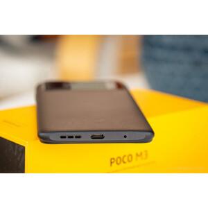مشخصات شارژرگوشی موبایل شیائومی مدل POCO M3 M2010J19CG دو سیم کارت ظرفیت 128 گیگابایت