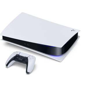 مشخصات کنسول بازی سونی مدل Playstation 5 Digital Edition ظرفیت 825 گیگابایت