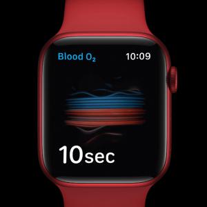 ساعت هوشمند اپل واچ سری 6  (I watch series 6) 44MM
