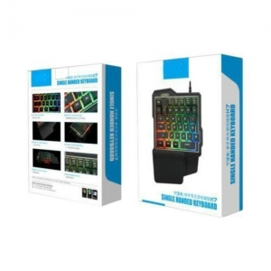 کیبورد گیمینگ 7 کلید مدل Single Handed Keyboard