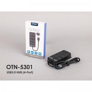 هاب 4 پورت اونتن مدل ONTEN OTN-5301 USB3.0 HUB