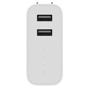 شارژر و پاور بانک  شیامی Xiaomi Powerbank&Charge r Two In One (5000MAh)