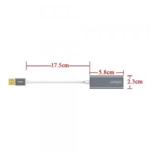 تبدیل USB3.0 به LAN اونتن مدل OTN-5225