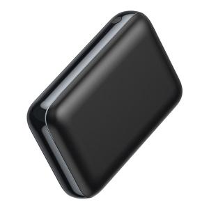 پاور بانک بیسوس Baseus S10 Bracket 10W Wireless Charger Power bank 10000mAh 18W Black