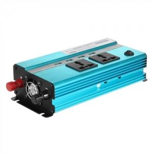 اینورتر 1000 وات مدل 1000W DC 12V to AC 220V Car Smart Power Inverter