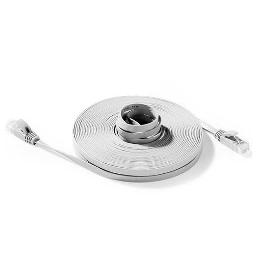 کابل شبکه فلت CAT6 به طول 1 متر