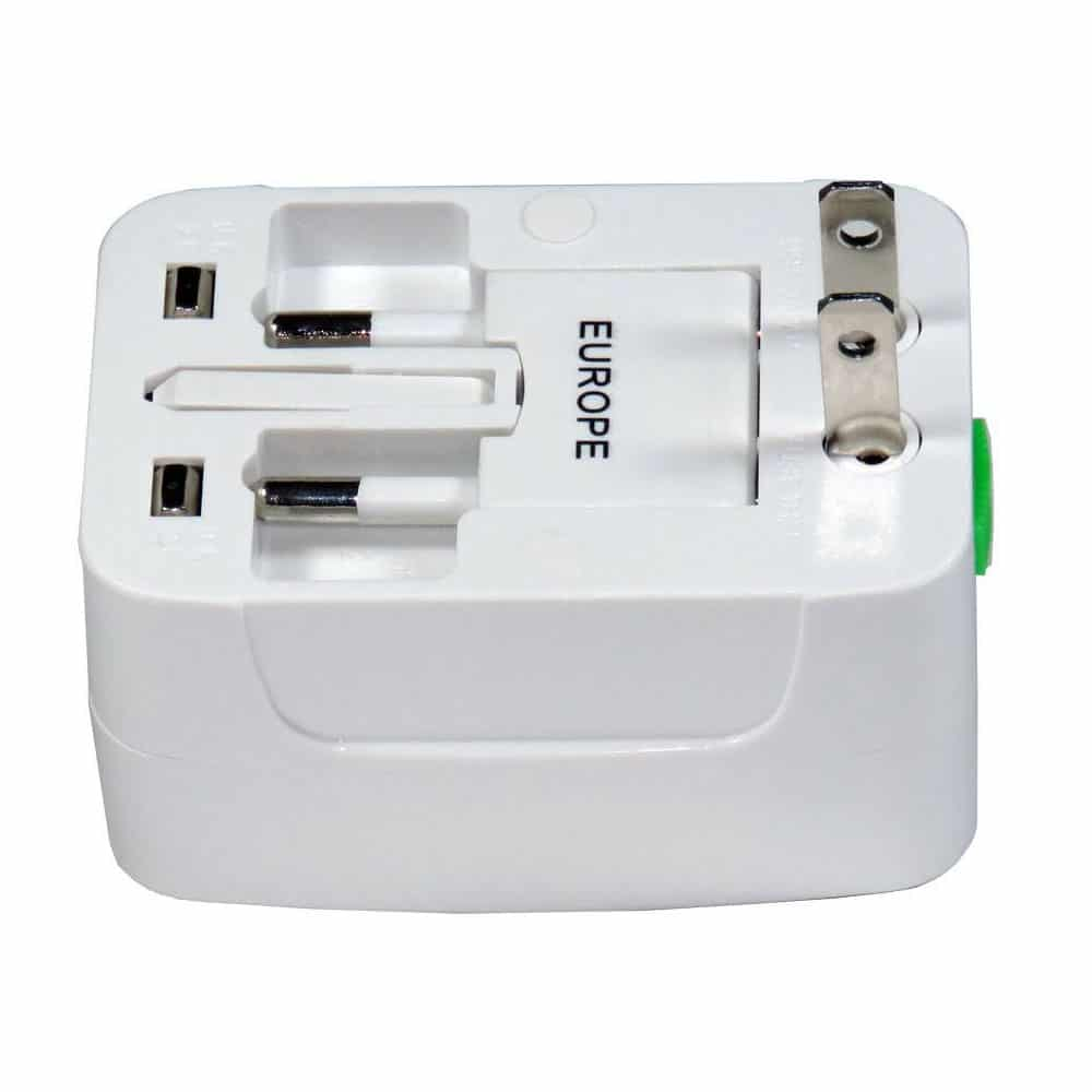 international adaptor plug