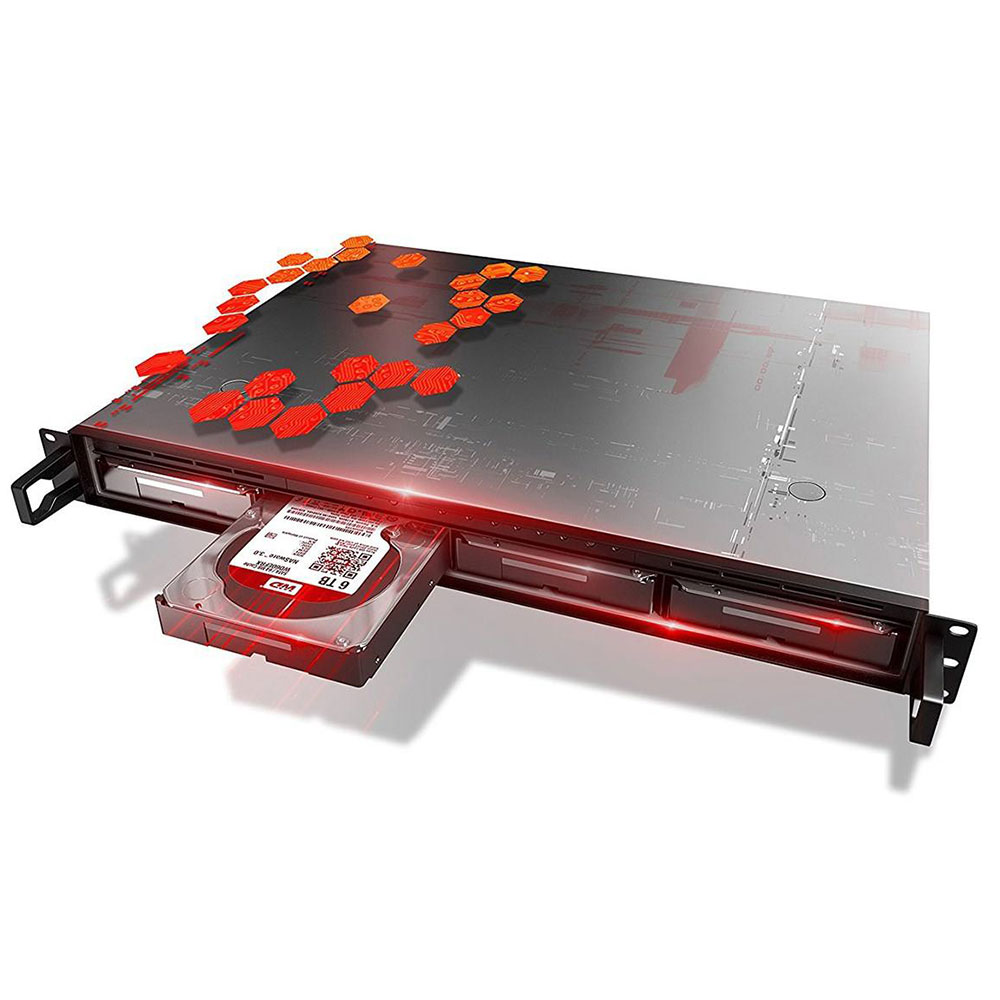 Hard Drive Internal Western Digital Red WD40EFRX 4TB