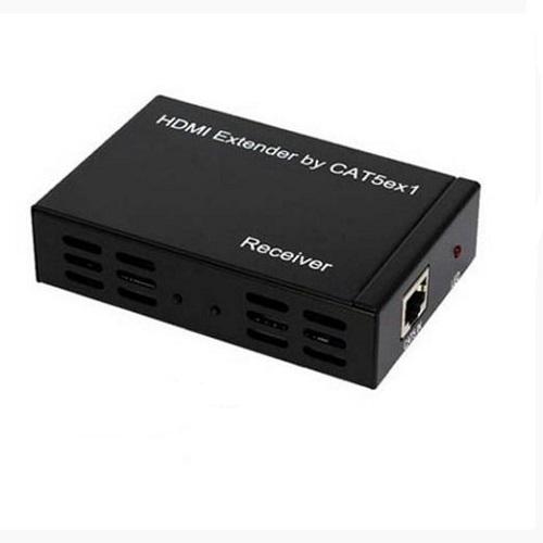 افزایش HDMI روی یک کابل شبکه تا برد 100m قابلیت (Tcp/Ip) فرانت